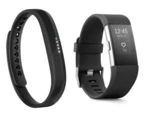 Fitbit Flex and Fitbit Charge